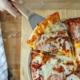 pizza calorieën