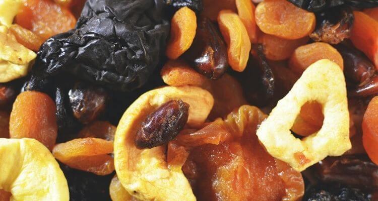voedseldroger fruit drogen