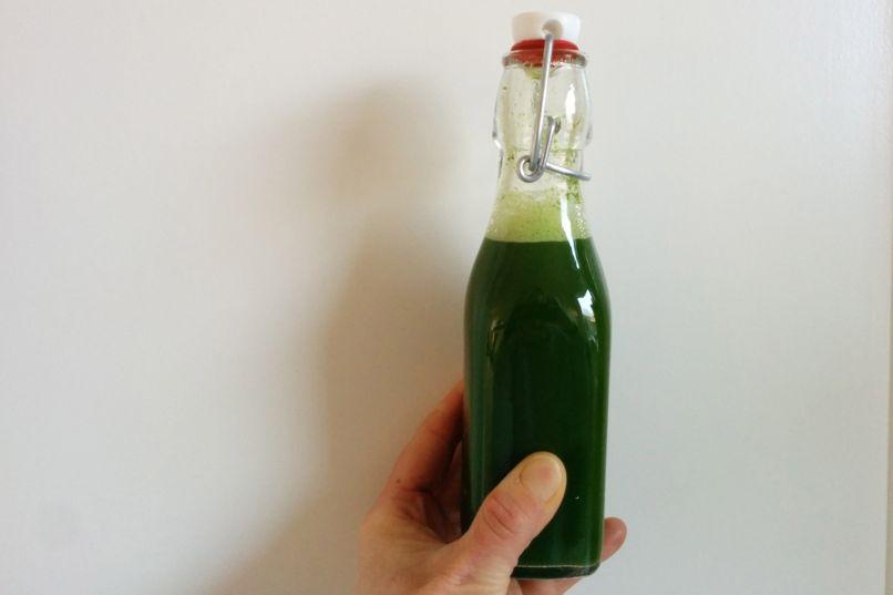groene sap
