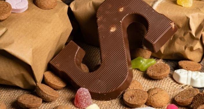 Calorieën Sinterklaas snoepgoed