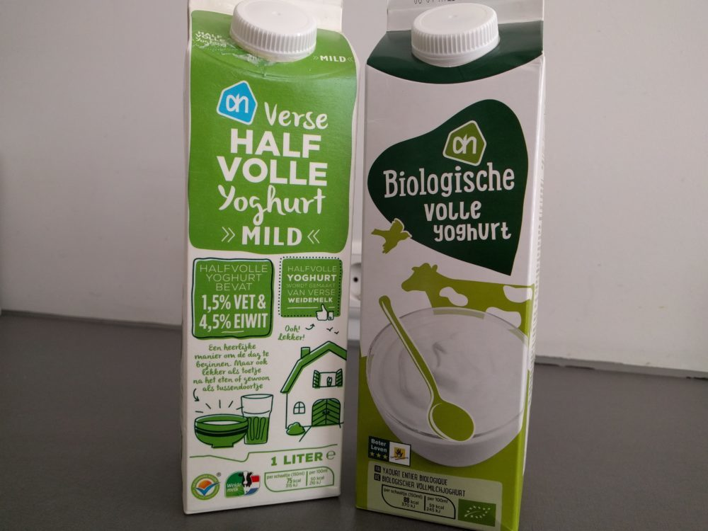 magere yoghurt afvallen